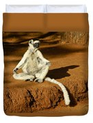 Catching Rays Duvet Cover