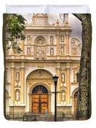 Catedral Antigua Guatemala - Guatemala Vii Duvet Cover
