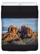 Cathedral Rock, Sedona - 2 Duvet Cover