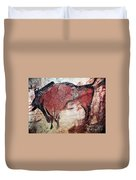 Cave Art Duvet Cover