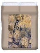 Cave Art: Ibex Duvet Cover
