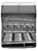 Cell Block Duvet Cover