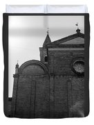 Cesena - Italy - The Cathedral  Duvet Cover