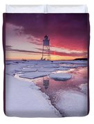 Chance Reflections  Duvet Cover