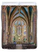 Chapel Duvet Cover