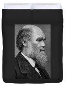 Charles Darwin Duvet Cover