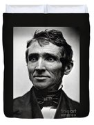 Charles Goodyear, American Inventor Duvet Cover