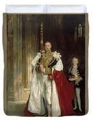 Charles Stewart Sixth Marquess Of Londonderry Duvet Cover