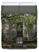 James Simmons House Duvet Cover