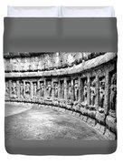Chausath Yogini Temple Duvet Cover