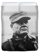 Chesty Puller Duvet Cover