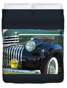Chevrolet Pickup Truck  Duvet Cover