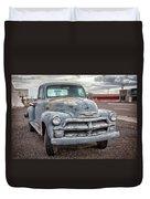 Chevy Truck Duvet Cover