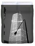 Chicago Skyscraper Duvet Cover