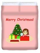 Christmas #1 Duvet Cover