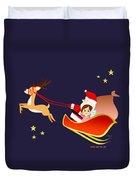 Christmas #3 Duvet Cover