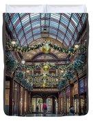 Christmas Arcade Duvet Cover