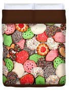 Christmas Cookies Duvet Cover