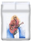 Chuck Berry Duvet Cover