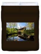 Cilleyville Bridge Duvet Cover