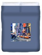 City Life Duvet Cover