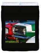 Classic Camero Duvet Cover
