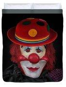 The Clown 3 Duvet Cover