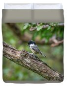 Coal Tit Duvet Cover