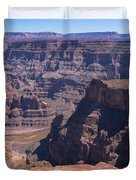 Colorado River Duvet Cover