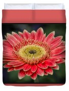 Colorful Daisy Duvet Cover