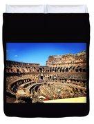 Colosseum Interior Duvet Cover