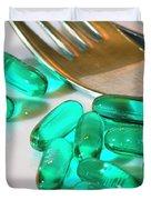 Colourful Medication Duvet Cover