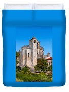 Convent Of Christ Duvet Cover