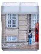 Copenhagen - Denmark Duvet Cover
