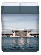 Copenhagen Opera House Duvet Cover
