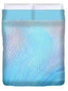Coral Moods 2 Duvet Cover