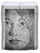 Photograph Of Cork Art Duvet Cover