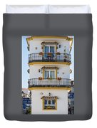Costa Del Sol   Spain Duvet Cover