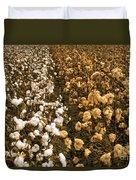 Cotton Field Duvet Cover