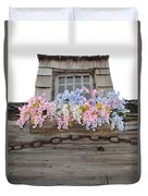 Country Window Duvet Cover