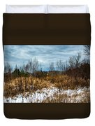 Country Winter 3 Duvet Cover