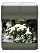 Country Winter 10 Duvet Cover