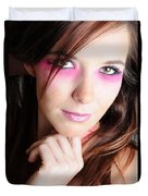 Covergirl Duvet Cover