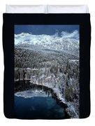 Cresta Lake Duvet Cover