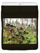Crowberry Duvet Cover