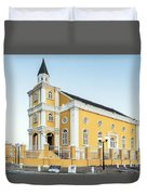 Curacao - Office Of The Public Prosecutor Duvet Cover