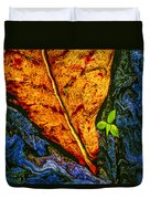 Cycle Of Life Duvet Cover