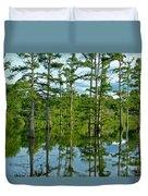Cypress Grove Duvet Cover