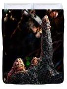 Cypress Knees Duvet Cover