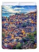 Darjeeling Duvet Cover